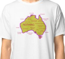 Welcome to Australia (Front) Classic T-Shirt