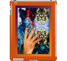 Vision: The Struggle for Form iPad Case/Skin