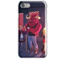 Club Minos iPhone Case/Skin