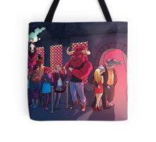 Club Minos Tote Bag