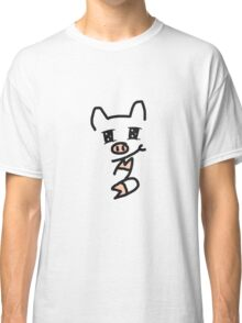 Handsome Pig Classic T-Shirt