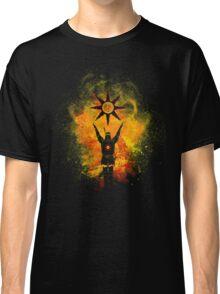 Praise the sun Art Talbis  Classic T-Shirt