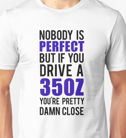 350Z Owners  Unisex T-Shirt