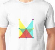 'Symmetrical' Rectangle  Unisex T-Shirt