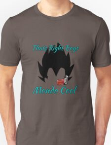 Vegeta - Mondo Cool T-Shirt