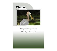 Distress Photographic Print