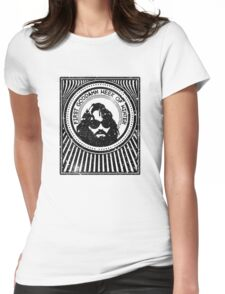 R J MacReady - The Thingers  Womens Fitted T-Shirt