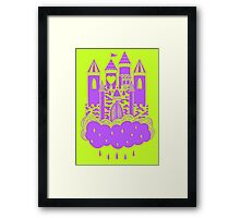 Once Upon A Time II Framed Print