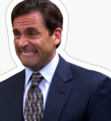Michael Scott, Regional Manager Sticker