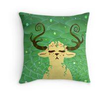 The Fae Throw Pillow