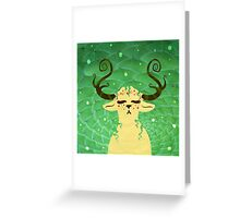 The Fae Greeting Card