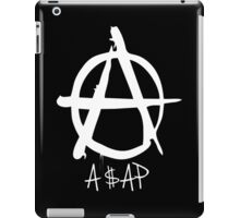 asap white iPad Case/Skin