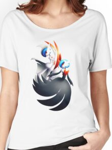 [V.2] MGallade & MGardevoir Shiny  Women's Relaxed Fit T-Shirt