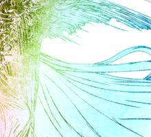 °FINAL FANTASY° Final Fantasy XV Rainbow Logo Sticker
