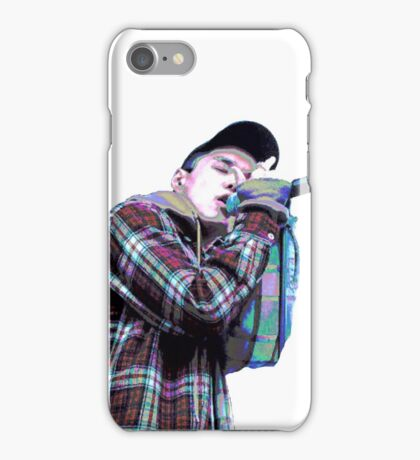 Korean Singer Dean  iPhone Case/Skin