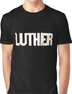 Luther Graphic T-Shirt