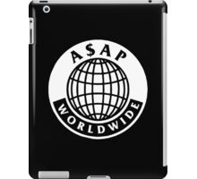 a$ap worlwide iPad Case/Skin