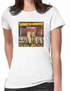 Supreme Capone N Noreaga The War Report Womens Fitted T-Shirt