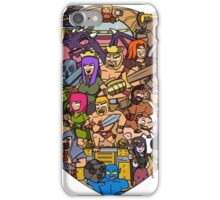 Clash of clans family iPhone Case/Skin