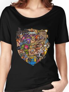 Clash of clans family Women's Relaxed Fit T-Shirt