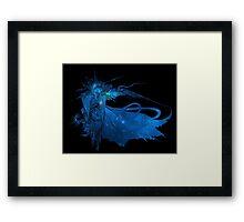 °FINAL FANTASY° Final Fantasy XV Space Logo Framed Print