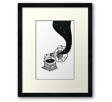 The Good Ol' Gramophone Framed Print