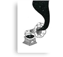 The Good Ol' Gramophone Canvas Print