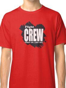 First Flight Crew  Classic T-Shirt
