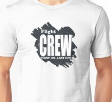 First Flight Crew  Unisex T-Shirt