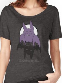 i am the night... Women's Relaxed Fit T-Shirt