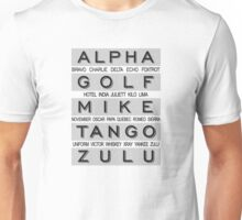 Alpha Call Unisex T-Shirt