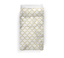 Moroccan marble Duvet Cover
