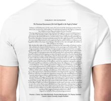 1916 Proclamation of the Irish Republic 1 Unisex T-Shirt