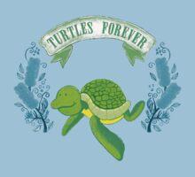 Turtles forever Kids Tee