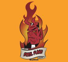 Beelzebub Six: Errol Flame by JoesGiantRobots