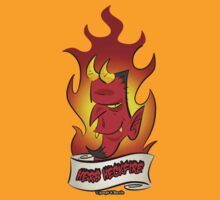 Beelzebub Six: Herb Heckfire by JoesGiantRobots