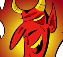 Beelzebub Six: Louie Sypher Sticker