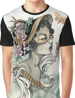 Golden Graphic T-Shirt
