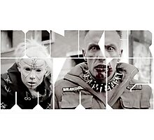 Antwoord Photographic Print