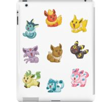 Teenies - Eeveelutions! iPad Case/Skin