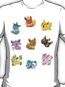 Teenies - Eeveelutions! T-Shirt