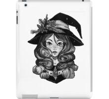 Witch of pumpkin iPad Case/Skin