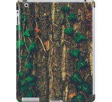 Ivy Climbing Tree Bark iPad Case/Skin