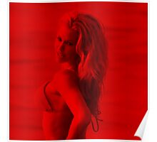 Kennedy Summers - Celebrity (Square) Poster