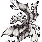 Loving Creatures: Dragon by IamDreamer