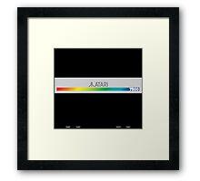 7800 Framed Print