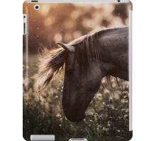 Summertime, ...And the cotton is high,,, iPad Case/Skin