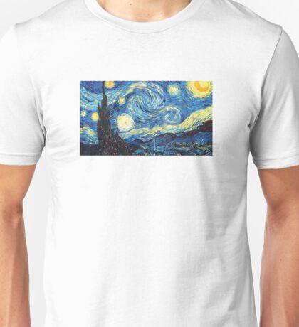 starry starry night xxx Unisex T-Shirt