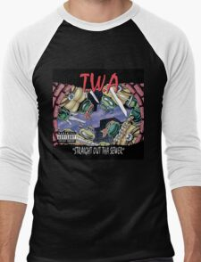 Teenage Mutant Ninja Turtles - T.W.A - Straight Out Tha Sewer Men's Baseball ¾ T-Shirt