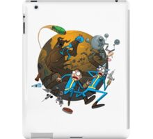 Rick And Morty Fallout iPad Case/Skin